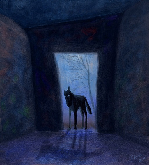 The End of the Innocence, the Wolf at theDoor